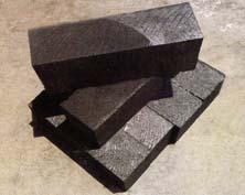 高炉石墨砖理化指标